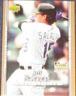 2007 UD First Edition Rookie Jeff Salazar #15 Rockies