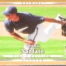 2007 UD First Edition Rookie Dennis Sarfate #25 Brewers