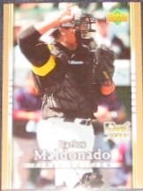 2007 UD First Edition Rookie Carlos Maldonado #34
