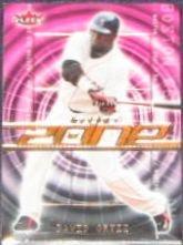 2007 Fleer In the Zone David Ortiz #IZ-DO Red Sox