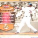 2007 Fleer Crowning Achievement David Ortiz #CA-DO