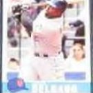 2006 Fleer Tradition Carlos Delgado #105 Mets