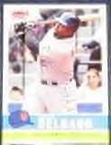 2006 Fleer Tradition Carlos Delgado #105 Mets