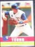 2006 Fleer Tradition Michael Young #141 Rangers