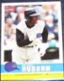 2006 Fleer Tradition Orlando Hudson #12 Diamondbacks