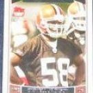 2006 Topps Special Ed.Rookie D'Qwell Jackson #325 Brown