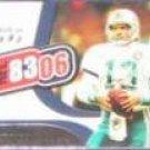 2006 Topps NFL 8306 Dan Marino #NFL4 Dolphins