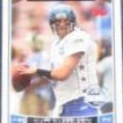 2006 Topps All-Pro NFC Matt Hasselbeck #289 Seahawks