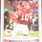 2006 Topps League Leaders Trent Green #283 Chiefs