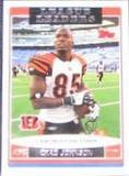2006 Topps League Leaders Chad Johnson #287 Bengals