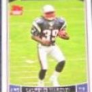 2006 Topps Rookie Laurence Maroney #373 Patriots