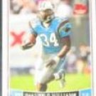 2006 Topps Rookie DeAngelo Williams #361 Panthers