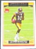 2006 Topps Rookie Santonio Holmes #352 Steelers