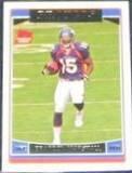 2006 Topps Rookie Brandon Marshall #385 Broncos