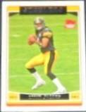 2006 Topps Rookie Omar Jacobs #383 Steelers