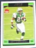 2006 Topps Rookie Leon Washington #380 Jets
