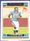 2006 Topps Rookie Marcedes Lewis #379 Jaguars