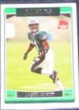 2006 Topps Rookie Jason Avant #366 Eagles