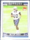 2006 Topps Rookie Skyler Green #348 Cowboys