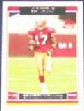 2006 Topps Rookie Brandon Williams #347 49ers