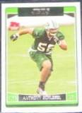 2006 Topps Rookie Anthony Schlegel #341 Jets