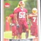 2006 Topps Rookie Rocky McIntosh #339 Redskins