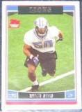 2006 Topps Rookie Ernie Sims #337 Lions