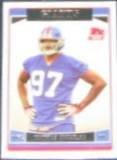 2006 Topps Rookie Mathias Kiwanuka #330 Giants