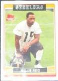 2006 Topps Rookie Willie Reid #319 Steelers