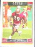 2006 Topps Rookie Manny Lawson #314 49ers