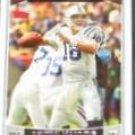 2006 Topps Peyton Manning #51 Colts