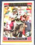 "2006 Topps Carnell ""Cadillac"" Williams #111 Buccaneers"