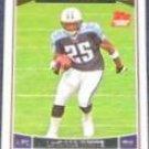2006 Topps Rookie LenDale White #368 Titans