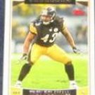 2006 Topps Troy Polamalu #16 Steelers