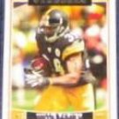 2006 Topps Willie Parker #29 Steelers