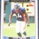 2006 Topps Todd Devoe #34 Broncos