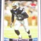 2006 Topps Mike Williams #37 Lions