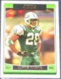 2006 Topps Curtis Martin #50 Jets