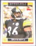 2006 Topps Jerome Bettis #56 Steelers