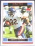 2006 Topps Cedric Benson #70 Bears