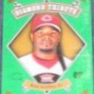 2006 Fleer Diamond Tribute Ken Griffey Jr. #DT2 Reds