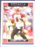 2006 Topps Carson Palmer #153 Bengals