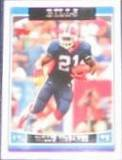 2006 Topps Willis McGahee #178 Bills