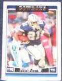 2006 Topps Julius Jones #176 Cowboys