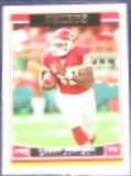 2006 Topps Larry Johnson #195 Chiefs