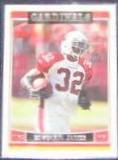 2006 Topps Edgerrin James #202 Cardinals