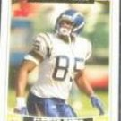 2006 Topps Antonio Gates #204 Chargers