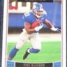 2006 Topps Tiki Barber #244 Giants