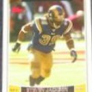 2006 Topps Steven Jackson #272 Rams