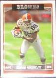 2006 Topps Dennis Northcutt #180 Browns